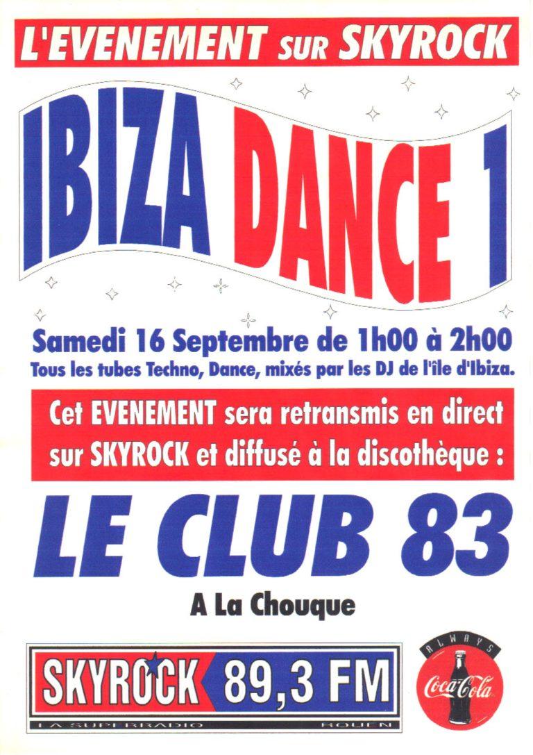 Ibiza Dance 1 - Club 83